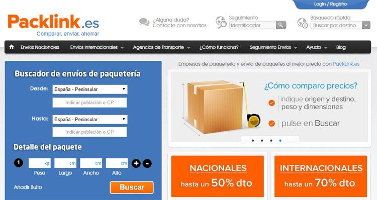 Packlink España
