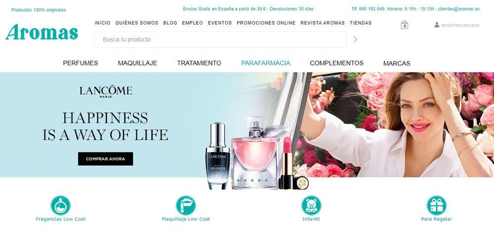 Aromas.es