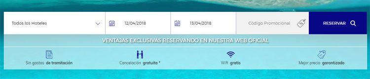 Cupón promocional Azuline Hotels