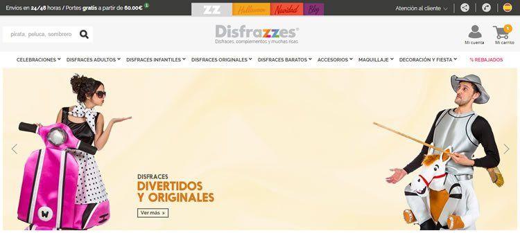 Disfrazzes.com