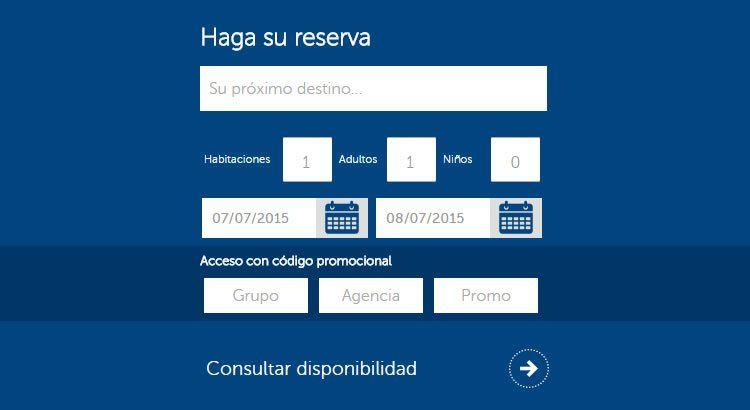 Código promocional GHL Hoteles