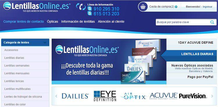 LentillasOnline.es