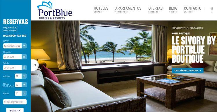 PortBlue Hotels & Resorts