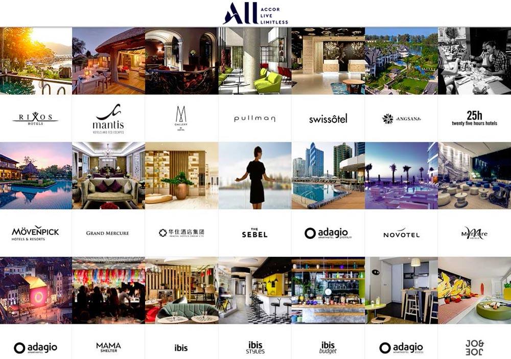 hoteles Accor