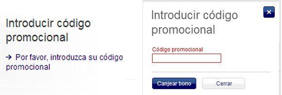 Código promocional Lufthansa