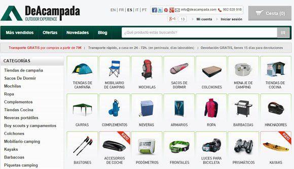 DeAcampada.com