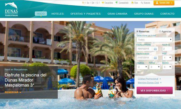 Dunas Hoteles