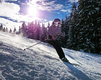 Hoteles baratos para esquiar