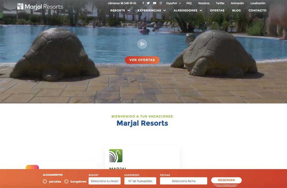 Códigos Promocionales De Marjal Resorts 2021 Cuponomico Com