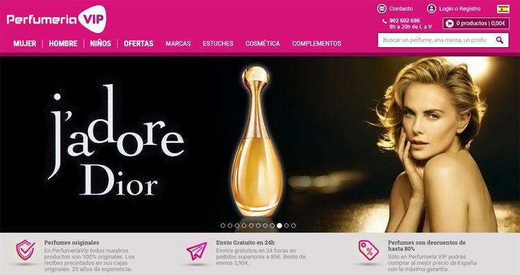 Perfumería VIP