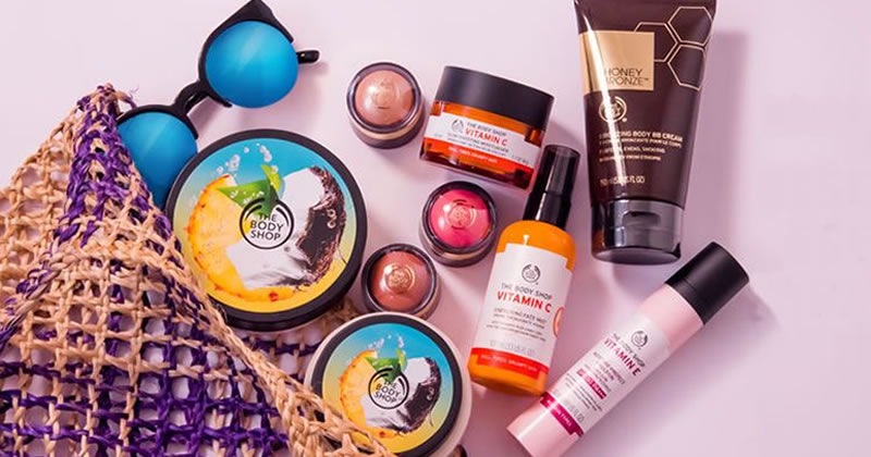 Descuentos en The Body Shop