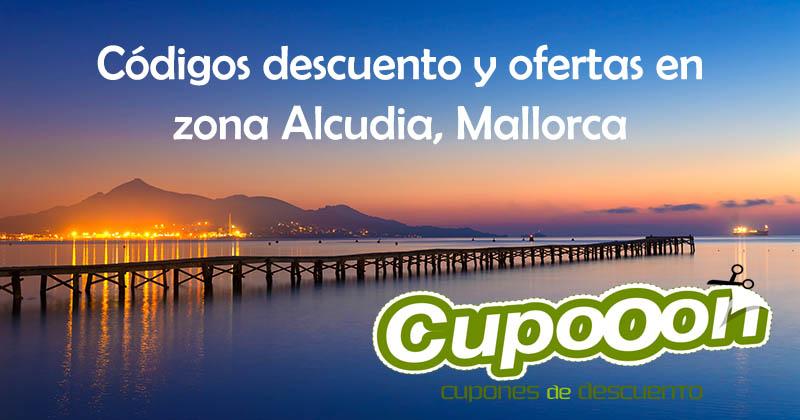 Ofertas y códigos descuento de hoteles en Alcudia, Mallorca