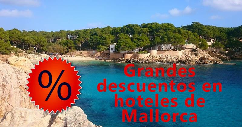 Ahorra con cupones descuento en hoteles de Mallorca