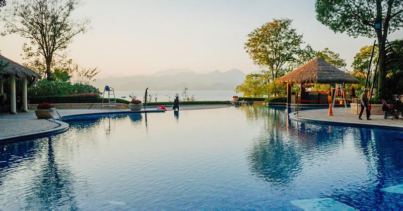 Una docena de hoteles de lujo en España