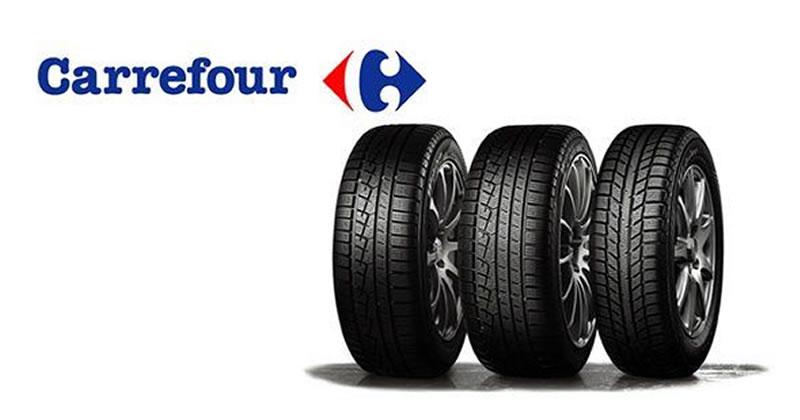 Ofertas en neumáticos Carrefour