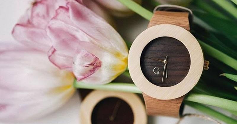seQoya: Los relojes de madera de los famosos