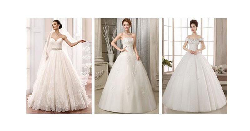 Comprar vestidos de novia desde China