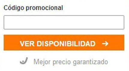 Código de promoción en Viva Hoteles